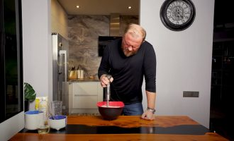 Блины на Масленицу - рецепт от шеф-повара Ивлева